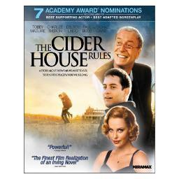 Cider house rule (blu ray) (ws/eng/eng sub/span sub/eng sdh/5.1 dts) BR31369
