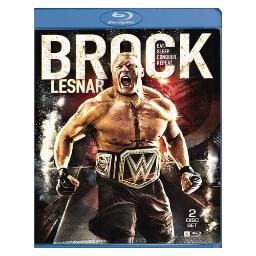 Wwe-brock lesnar-eat sleep conquer repeat (blu-ray/2 disc) BR584798
