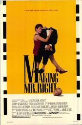 Making Mr. Right Movie Poster Print (27 x 40) MOVAH1257