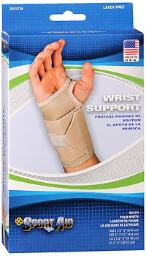Sport Aid Wrist Support - Small Right - 1 ea., Pack of 3