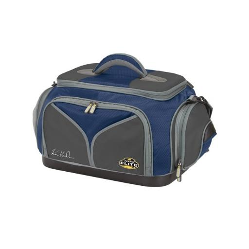 Plano 4870-40 plano elite kvd tackle bag w/5 utilities -colors: blue/gray thumbnail