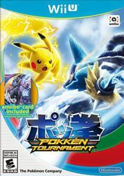 Pokken tournament (software only) WUP P APKE