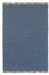 Verginia Berber Denim Blue  5.3 x 7.6