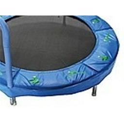 Bazoongi PAD48-7B 48 x 7 in. Wide Frog Safety Pad, Blue