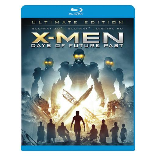 X-men days of future past (blu-ray/3d/dhd/2 disc/ultimate ed) (3-d) UGKLZZY1WOWPW3SA
