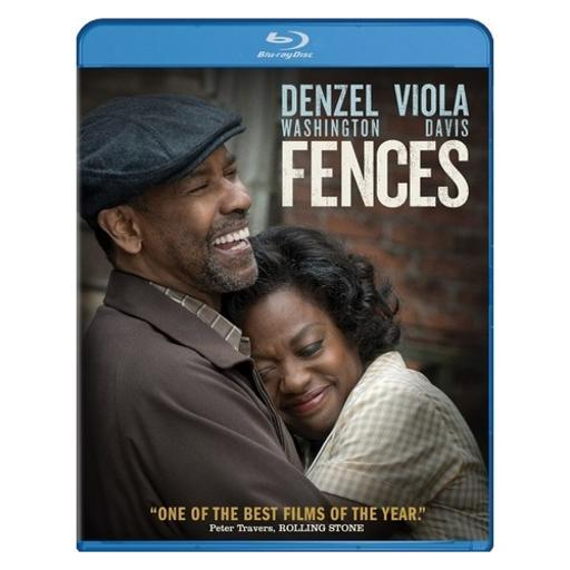 Fences (blu ray w/digital copy) SELBH6SDHAPMIEU1