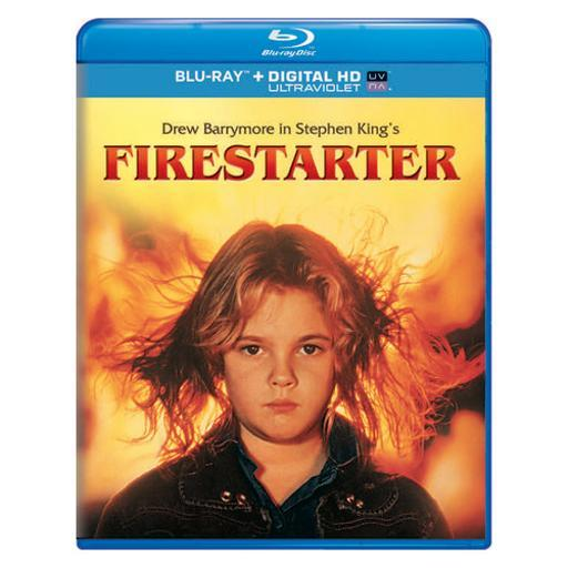 Firestarter (blu ray w/digital hd/ultraviolet) 1628522