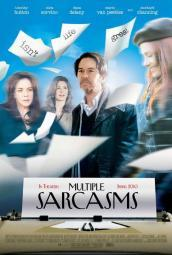 Multiple Sarcasms Movie Poster (11 x 17) MOVAB26290