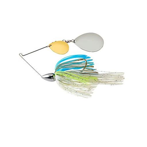 War eagle spinner baits we nkl tand col spinnerbt sexy shad we14nc19