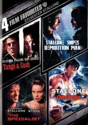 4 film favorites-sylvester stallone (dvd/2 disc) D117421D