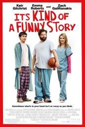 It's Kind of a Funny Story Movie Poster (11 x 17) MOVIB88701
