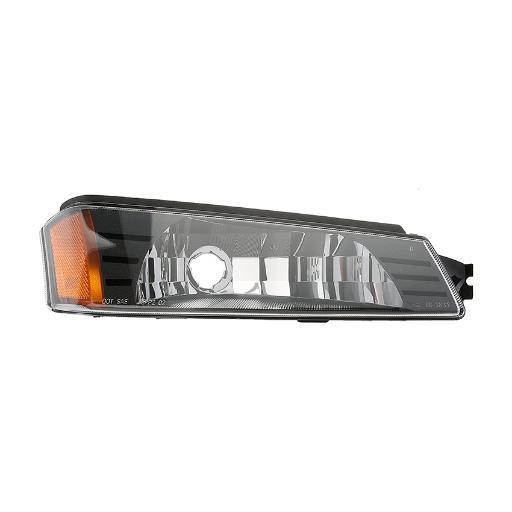 NEW PASSENGER SIDE TURN SIGNAL LIGHT FIT CHEVROLET AVALANCHE 1500 02-06 15077337