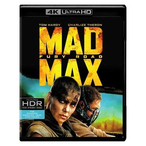 Mad max-fury road (blu-ray/4k-uhd/2 disc) QLXZH9TNUFL0I4IF