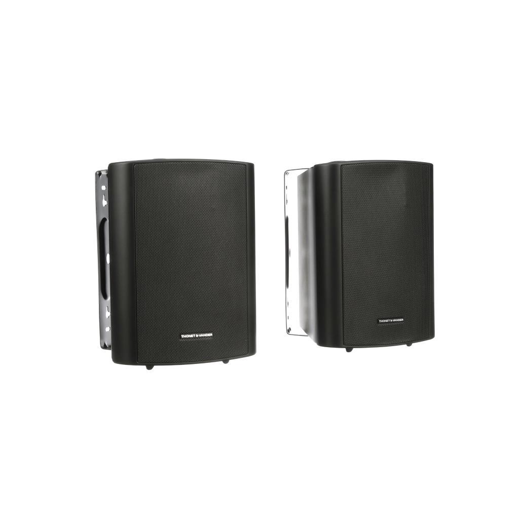 Thonet and Vander Fleck 7 Outdoor Bluetooth Speaker System Black