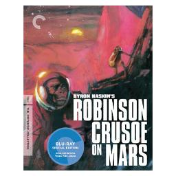 Robinson crusoe on mars (blu ray) BRCC1974