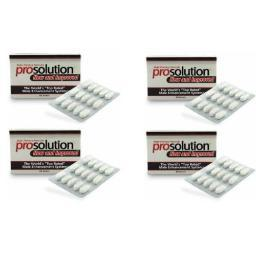 PROSOLUTION PILLS 4 Months Male Enhancement BIGGER HARDER Penis Enlargement 039853197902
