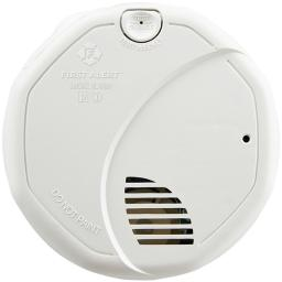 First alert(r) 1039842 dual sensor alarm with 10-year battery