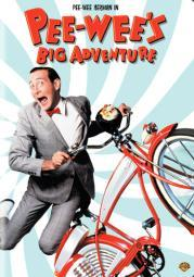 Pee-wees big adventure (dvd) D036004D
