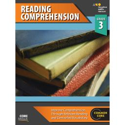 Houghton mifflin harcourt core skills reading comp gr 3 9780544267671