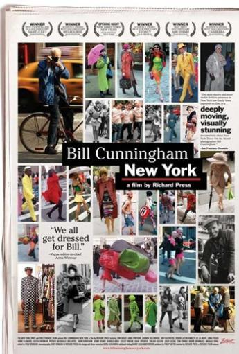 Bill Cunningham New York Movie Poster (11 x 17) TYEGQ7DWKDGPN2F2