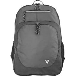 V7 notebook carrying cases cbv16-blk-2n 16in blk vantage backpack