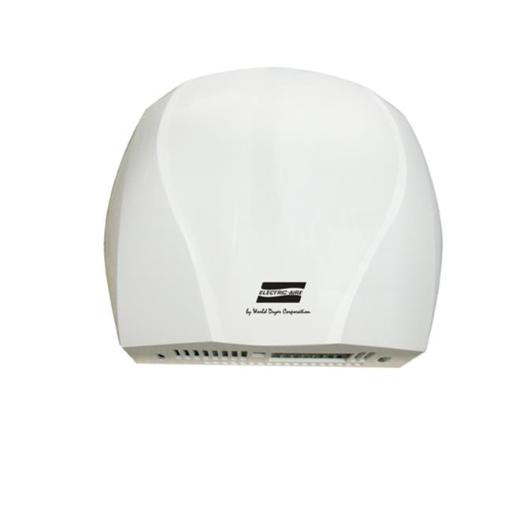 Electric Aire LN-974A Ln, Universal Voltage, White, Stylish And Economical Hand Dryer
