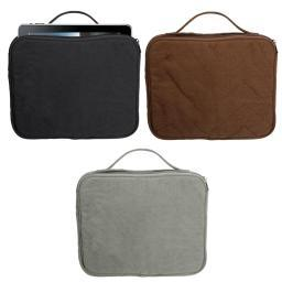 Vintage Canvas iPad case, Also Holds Android, Kindle, and Other Tablets 5794