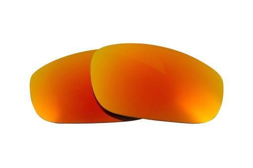 3e7d18ed94 Seek Optics Best SEEK Replacement Lenses for Oakley FIVES 4.0 Radiant  Yellow Mirror