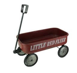 Decorative Little Red Flyer Metal Wagon 18 Inch