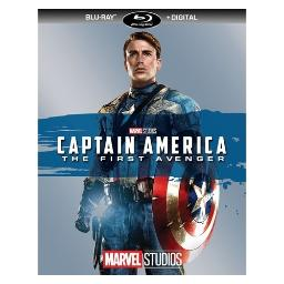 Captain america-first avenger (blu-ray/digital hd/re-pkgd) BR146370