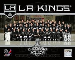 Los Angeles Kings 2012 NHL Stanley Cup Champions Team Photo Sports Photo PFSAAOY06001