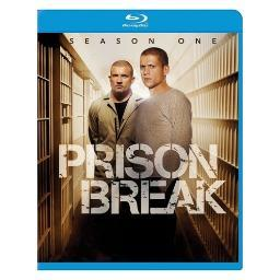 Prison break-season 1 (blu-ray/6 disc/ws/eng-sdh-sp-fr sub/re-pkgd) BR2331732