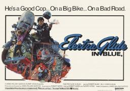 Electra Glide in Blue Movie Poster (17 x 11) MOV250380