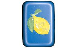 85196 lady jayne credit card case lemon squeeze