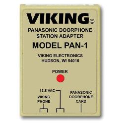 VIKING PAN-1 PANASONIC DOOR PHONE STATION A