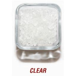 SANDTASTIK PRODUCTS INC. ICE20LBCLR 20 LB. BOX OF 410 CLEAR ICE