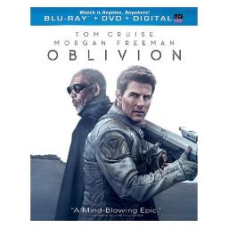 OBLIVION BLU RAY/DVD COMBO PACK W/DIGIAL/ULTRAVIOLET 25192170904
