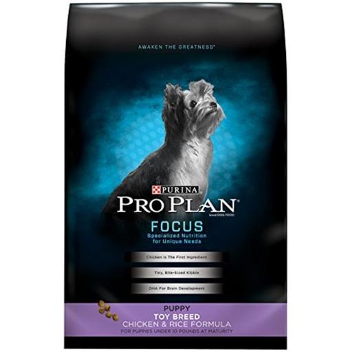 Purina Pro Plan 381413 5 oz Pro Plan Focus Toy Breed Puppy - Pack of 5