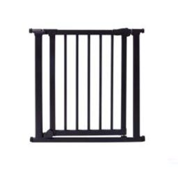 Evenflo G4445100 Winston & Sofie Walk-Thru Wood & Metal Pressure Gate