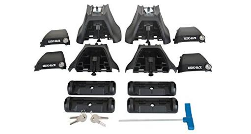 Roof Rack Leg Kit - For Vortex Aero On Bare Roof Set Of 4 *Cu2014*