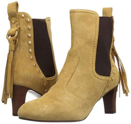 See by Chloé Womens sb29221 Almond Toe Mid-Calf Fashion Boots See by Chloé Womens sb29221 Almond Toe Mid-Calf Fashion Boots