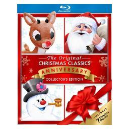 Christmas classics gift set (blu-ray/2 disc/re-pkgd) BR04205