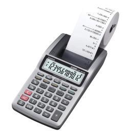 Casio hr-8tm printing calculator