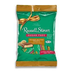 Russell Stover Sugar Free Peanut Butter Crunch