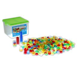 Learning advantage translucent stackable counters 9246