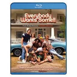 Everybody wants some (blu ray/dvd combo) (2discs) BR59179277