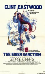 The Eiger Sanction Movie Poster (11 x 17) MOVIE6127