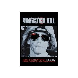 GENERATION KILL (DVD/3 DISC/FF-4X3/RE-PKGD) 883929289349
