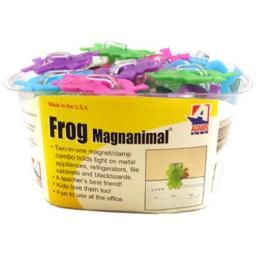 adams-1312-53-3848-frog-magnet-clip-with-assorted-colors-pack-of-40-y5jecna6sktxlazg
