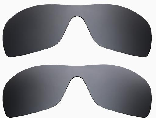 8344c8f777 ANTIX Replacement Lenses Silver   Black Iridium by SEEK fits OAKLEY  Sunglasses